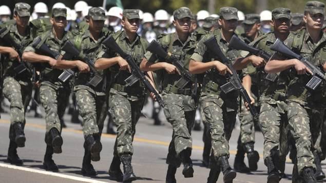 forças-armadas