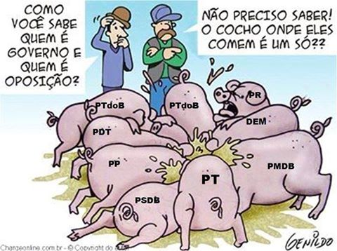 Resultado de imagem para EM FRANGALHO POLÍTICO, RIO VIVERÁ CRISE POR ATÉ 10 ANOS: CHARGES
